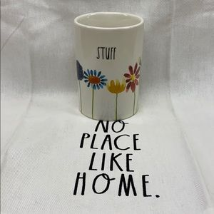 Rae Dunn Stuff Watercolor Floral Cup